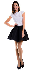 Uniforme Flight Skirt