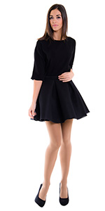 Uniforme azafatas modelo Night Flight Skirt